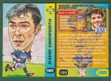 Everton David Unsworth 181